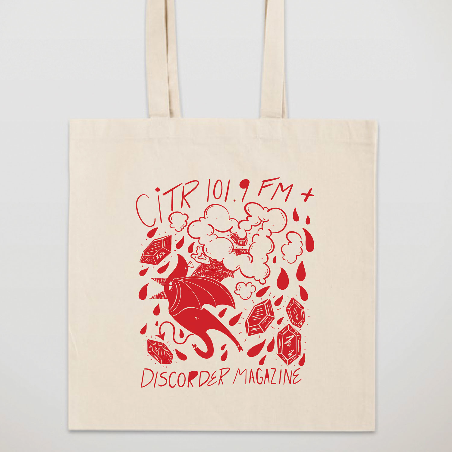 Exclusive Fundrive Tote Bag